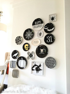 Decorar pared Halloween